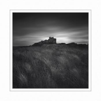 Bamburgh castle-England